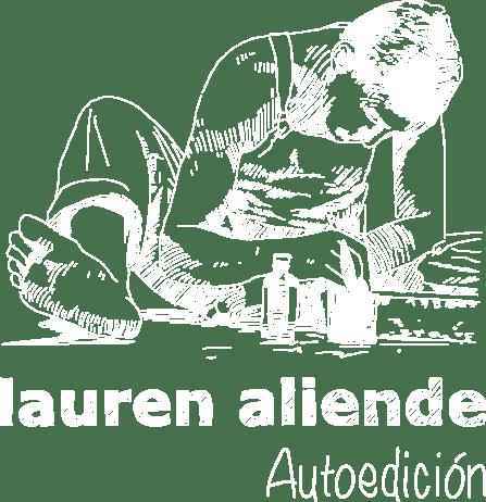 Autuedición Lauren blanco